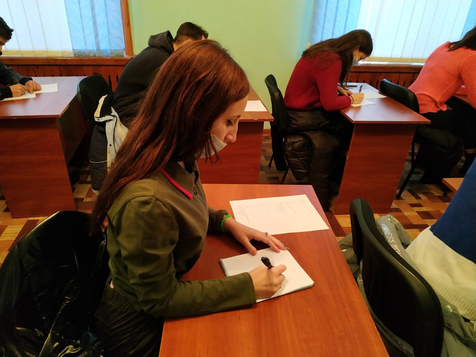ХІ Міжнародний мовно-літературний конкурс учнівської молоді імені Тараса Шевченка